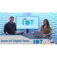 Logo of the podcast Getting started with Azure Digital Twins | Internet of Things Show