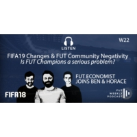 Logo du podcast W22: Community Negativity & FIFA19 Changes