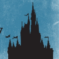 Logo of the podcast American Icons: The Disney Parks