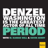 Logo du podcast 46 An Evening with Denzel Washington