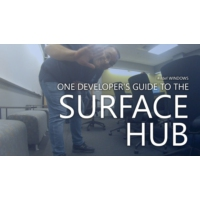 Logo of the podcast #ifdef SURFACE_HUB - one developer's guide | #ifdef WINDOWS