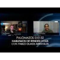 Logo of the podcast Palomazos S1E132 - Rendez-Vous (con Pablo Olmos Arrayales)