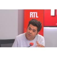 """Logo du podcast VIDÉO - Greta Thunberg à l'ONU : """"C'est puissant"""", dit Jamel Debbouze sur RTL"""