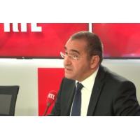 """Logo du podcast """"Gilets jaunes"""" : Laurent Nuñez était l'invité de RTL"""