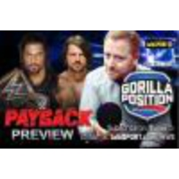 Logo of the podcast Gorilla Position ep068: Chyna reflections, WWE Payback preview + RAW recap