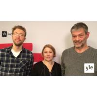 Logo du podcast Roman Schatzin Maamme-kirja: Suomi ei ole koskaan ollut niin turvallinen maa kuin nyt