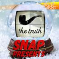 "Logo of the podcast Snap Presents ""The Truth"" by Jonathan Mitchell"