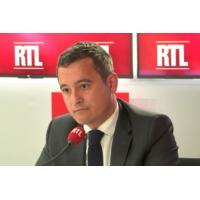 """Logo of the podcast """"Gilets jaunes"""" et prélèvement à la source : Gérald Darmanin, invité de RTL le 7 janvier 2019"""