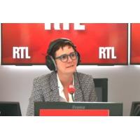 """Logo of the podcast Antisémitisme : """"Combattre la haine sur internet est la priorité"""", dit Frédéric Potier"""