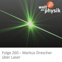 Logo of the podcast Folge 260 – Laser