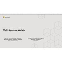 Logo du podcast Introduction to Multi-Signature Wallets    Block Talk