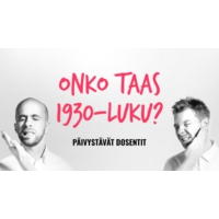 Logo of the podcast Onko taas 1930-luku?