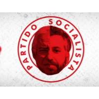"""Logo of the podcast Comissão Política #36: Sousa Pinto no meio do """"caos de palavras"""" do PS"""