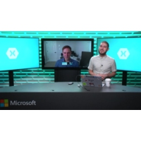 Logo of the podcast Episode 30: Xamarin University Training with Adrian Stevens | The Xamarin Show