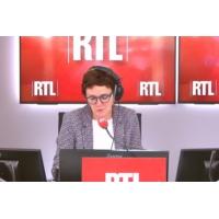 """Logo du podcast Les Républicains : la réponse ne doit pas être """"un bidouillage d'organigramme"""", selon Larrivé"""