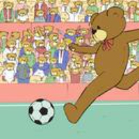 Logo of the podcast Teddy Bears and Penalty Shootouts