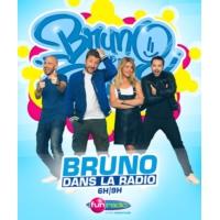 Logo du podcast L'Intégrale de Bruno Dans La Radio (17.10.18)