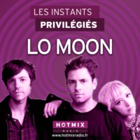 Logo of the podcast LO MOON interview dans Les Instants Privilégiés Hotmixradio.