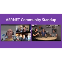 Logo of the podcast ASP.NET Community Standup - Oct 9, 2018 - The Blazor Show! | ASP.NET Community Standup