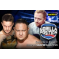 Logo du podcast Gorilla Position ep73: WWE RAW recap, brand split, NXT TakeOver: The End predictions