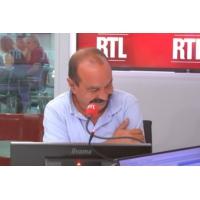 """Logo du podcast Réforme des retraites : """"c'est de l'enfumage"""", dit Philippe Martinez sur RTL"""