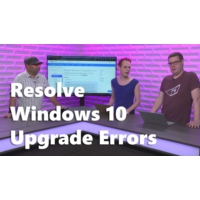 Logo of the podcast Defrag Tools #192 - Windows Update and Windows Upgrade | Defrag Tools