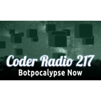 Logo of the podcast Botpocalypse Now | CR 217