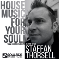 Logo of the podcast SOULSIDE RADIO CLASSIC GUEST SESSION – STAFFAN THORSELL (JAN 2016)