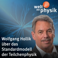 Logo of the podcast Folge 244 – Standardmodell der Teilchenphysik