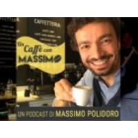 Logo of the podcast Un caffè con… me. Un nuovo modo per iniziare il weekend