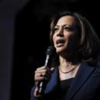 Logo of the podcast Kamala Harris's Campaign Ends in a Fizzle