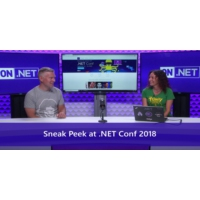 Logo of the podcast Sneak Peek at .NET Conf 2018 | On .NET