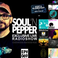 Logo of the podcast JOHN SOULPARK // SOUL'N PEPPER Radioshow // EP#69