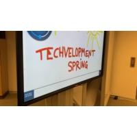 Logo of the podcast Techtopia 128: Læringsteknologi som udviklingsbistand
