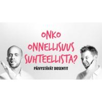 Logo of the podcast Onko onnellisuus suhteellista?