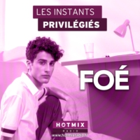 Logo of the podcast FOE interview dans Les Instants Privilégiés Hotmixradio.