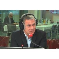 """Logo of the podcast """"L'album est disque de platine"""", confirme Thierry Chassagne sur RTL"""