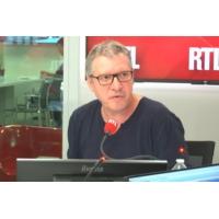 """Logo of the podcast Thierry Rey : """"J'ai eu une tumeur bénigne dans la moelle épinière"""""""