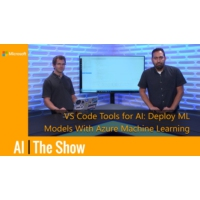 Logo du podcast Learn How to Deploy Machine Learning Models!   AI Show