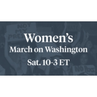 Logo of the podcast WATCH: Democracy Now! Special Broadcast from the Women's March on Washington