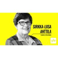 Logo du podcast Elämä ja politiikka: Sirkka-Liisa Anttila