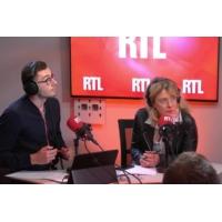 Logo of the podcast L'abbé de la Morandais et Candice Prevost dans A La Bonne Heure !