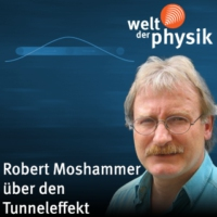 Logo of the podcast Folge 248 – Quantenmechanischer Tunneleffekt