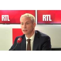 Logo of the podcast Franck Riester était invité de RTL, lundi 21 janvier 2019