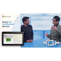 Logo of the podcast Azure IoT Certification Service | Internet of Things Show