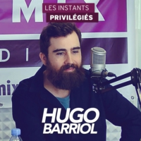 Logo of the podcast HUGO BARRIOL interview dans Les Instants Privilégiés Hotmixradio.