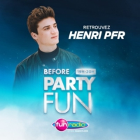 Logo of the podcast Le Before Party Fun avec Henri PFR (27/09/19)