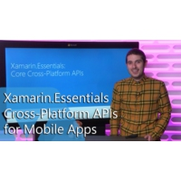 Logo of the podcast Snack Pack: Xamarin.Essentials - Cross-Platform APIs for Mobile Apps | The Xamarin Show