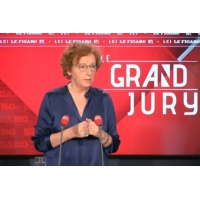 Logo of the podcast Le Grand Jury de Muriel Pénicaud
