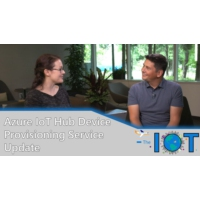 Logo of the podcast Provisioning IoT devices at scale - The Demo | Internet of Things Show
